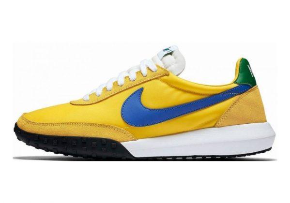 Nike Roshe Waffle Racer NM Yellow