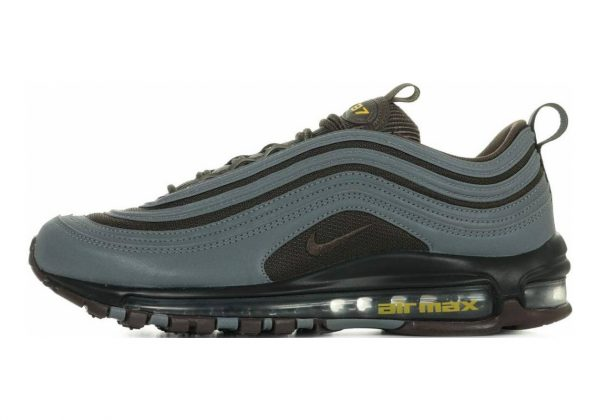 Nike Air Max 97 Premium Cool Grey/Baroque Brown