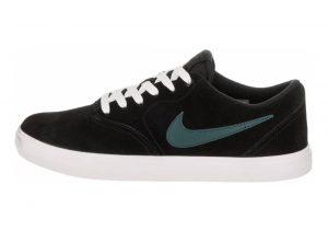 Nike SB Check Solarsoft Black/Dark Atomic Teal/White