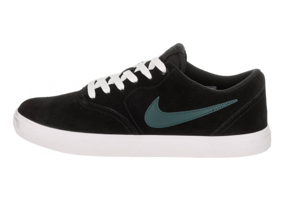 Nike SB Check Solarsoft Black/Dark Atomic Teal/White