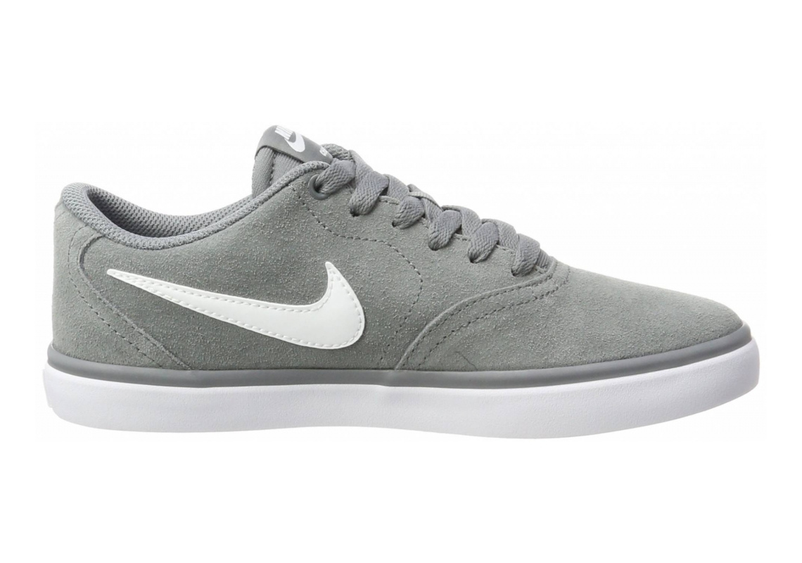 Nike SB Check Solarsoft Grey