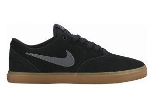 Nike SB Check Solarsoft Black