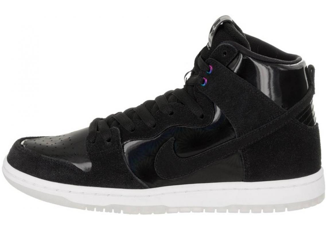 Nike SB Dunk High Pro Black