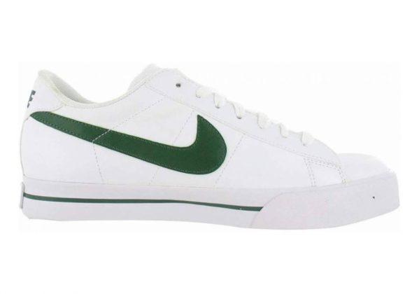 Nike Sweet Classic Leather White/Gorge Green/Gorge Green
