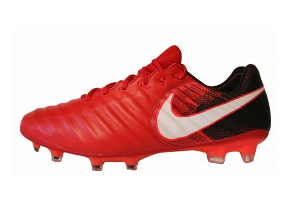 Nike Tiempo Legend VII Elite Firm Ground Red