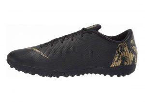 Nike VaporX 12 Academy Turf Black