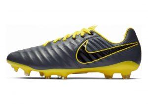 Nike Tiempo Legend VII Academy Firm Ground Grey/Black/Yellow