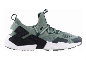 Nike Air Huarache Drift Breathe Clay Green Deep Jungle Black