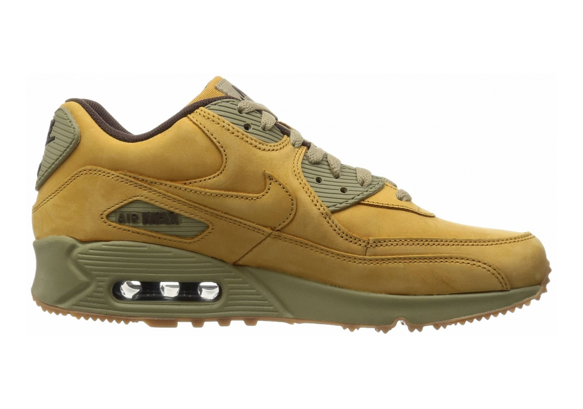 Nike Air Max 90 Winter Premium Yellow