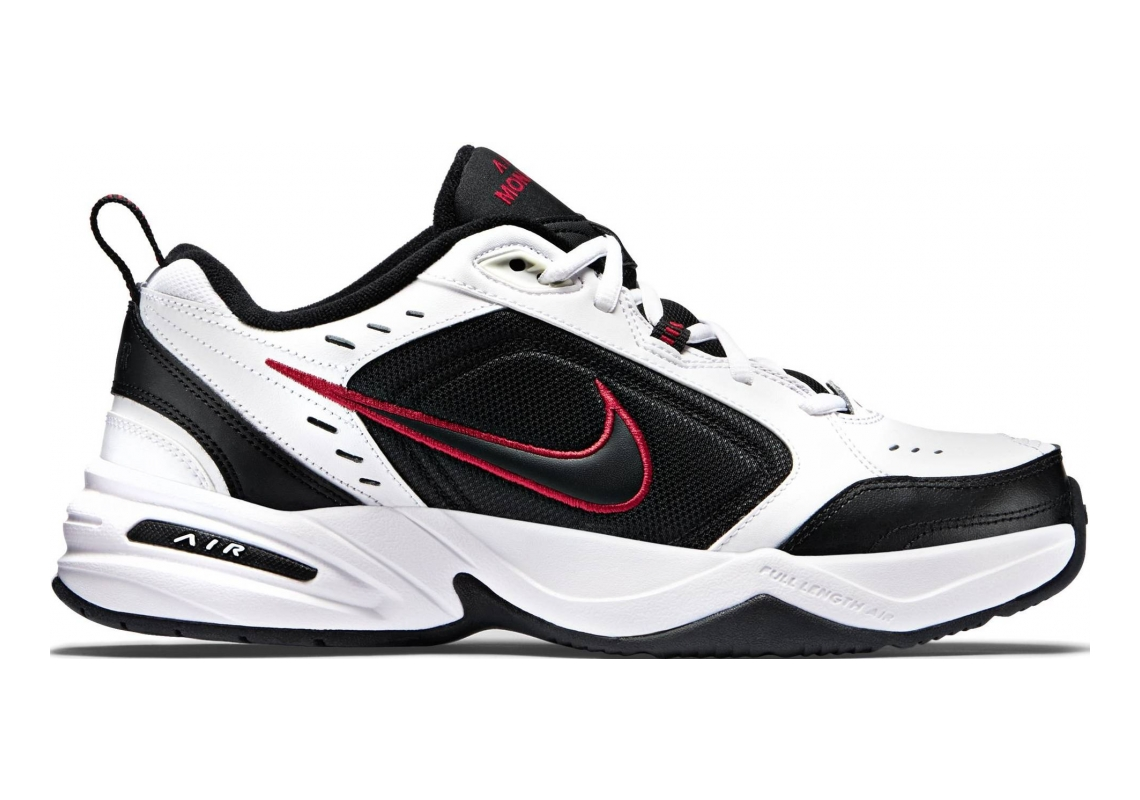 Nike Air Monarch IV White/Black