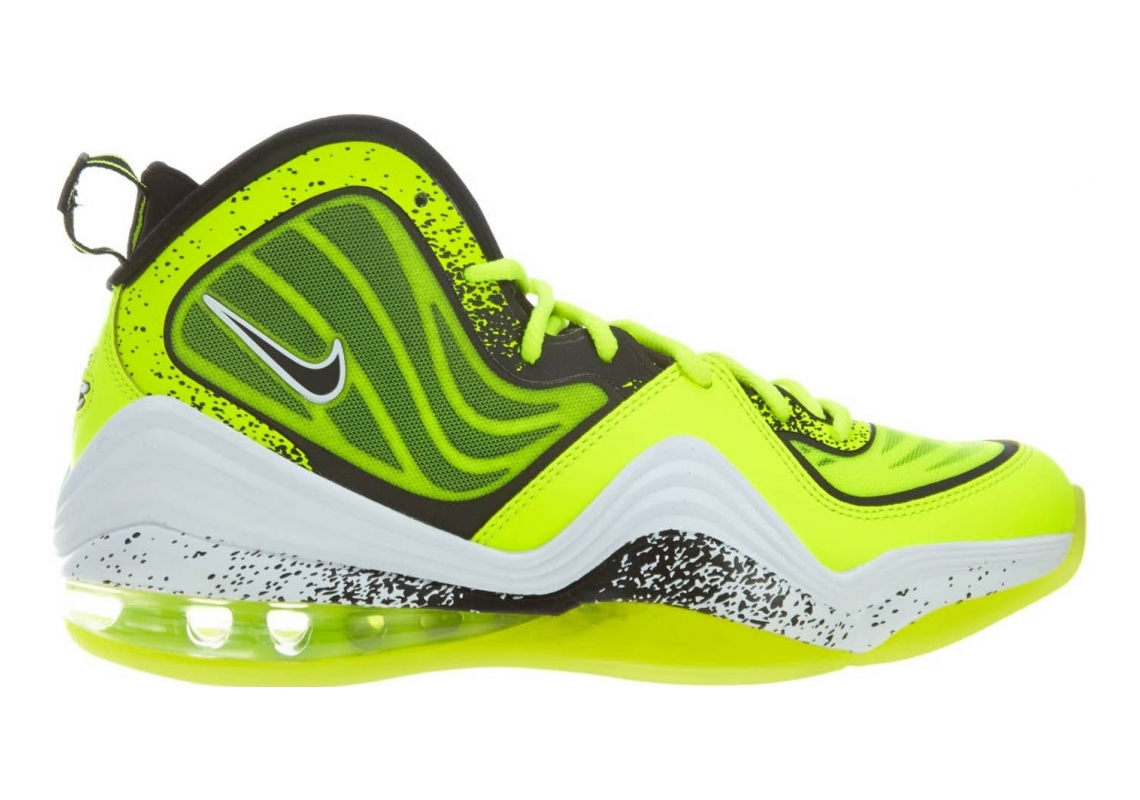 Nike Air Penny V Volt / Black-White