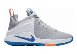 Nike LeBron Zoom Witness Silver/White