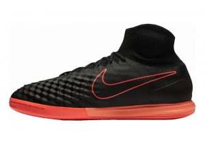 Nike MagistaX Proximo II Indoor Black/Hyper Orange-paramount Blue