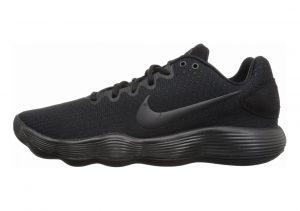 Nike React Hyperdunk 2017 Low Black/Dark Grey