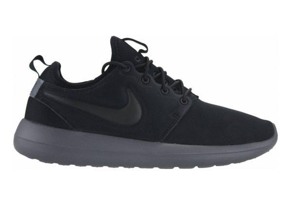 Nike Roshe Two Black/Black/Dark Grey