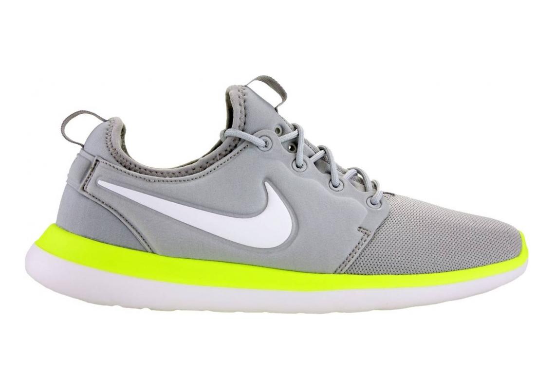Nike Roshe Two Wolf Grey/White/Volt