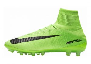 Nike Mercurial Superfly V Artificial Grass Pro Verde (Electric Green/Black/Ghost Green/White)