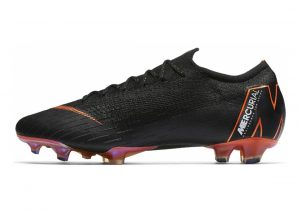 Nike Mercurial Vapor 360 Elite Firm Ground Black/White/Total Orange