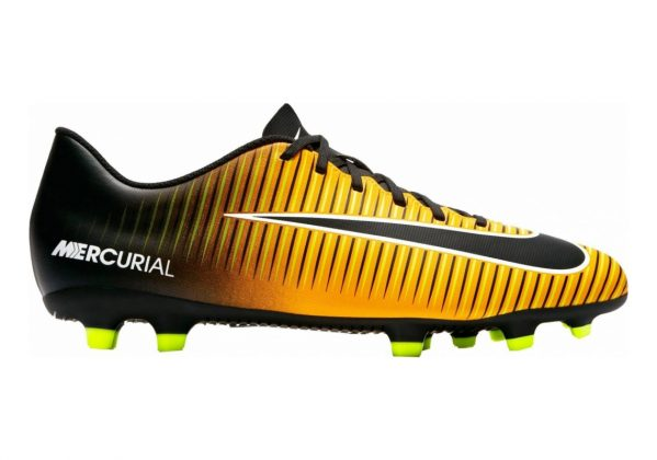 Nike Mercurial Vortex III Firm Ground Laser Orange/Black-white-volt