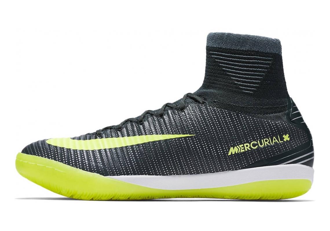 Nike MercurialX Proximo II Indoor Seaweed/Volt Hasta/White