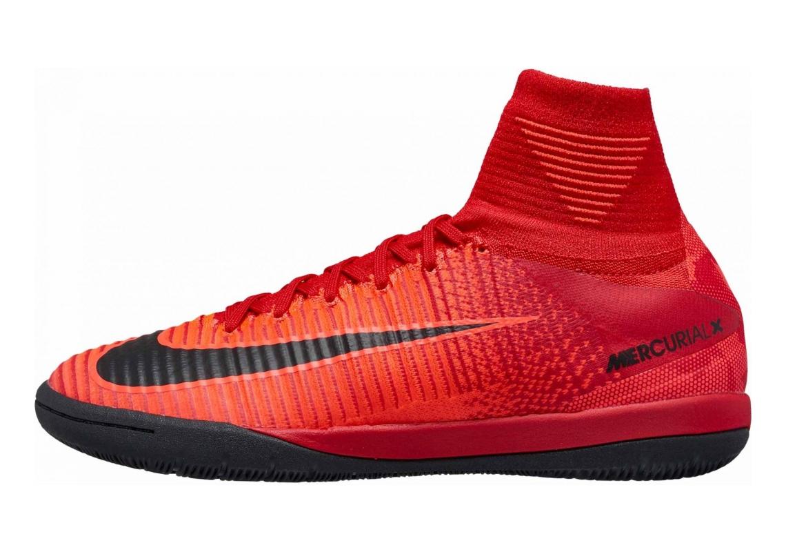 Nike MercurialX Proximo II Indoor University Red/ Bright Crimson-Black