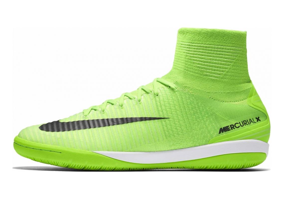 Nike MercurialX Proximo II Indoor Electric Green/Black