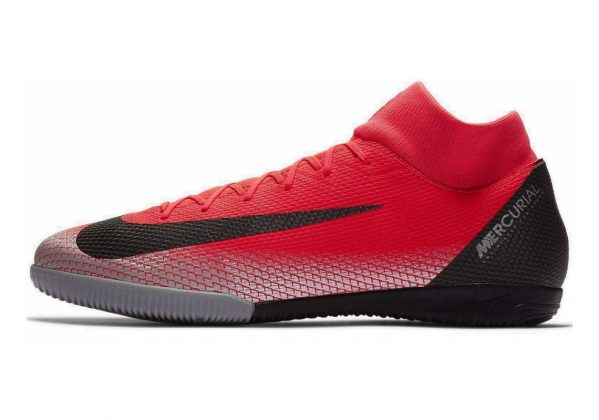 Nike MercurialX Superfly VI Academy CR7 Indoor Red