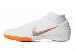 Nike MercurialX Superfly VI Academy Indoor White