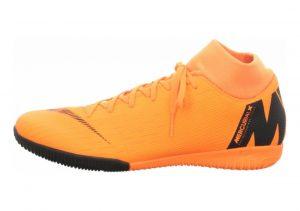 Nike MercurialX Superfly VI Academy Indoor Black, Orange