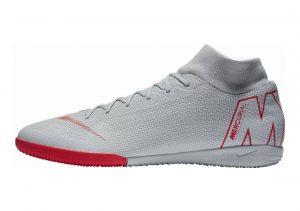 Nike MercurialX Superfly VI Academy Indoor Grey