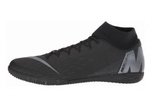 Nike MercurialX Superfly VI Academy Indoor Negro (Black/Anthracite-black-lt Crim 001)
