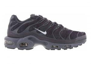 Nike Air Max Plus Black/Reflective Silv
