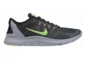 Nike Flex RN 2018 Black/Grey/Volt