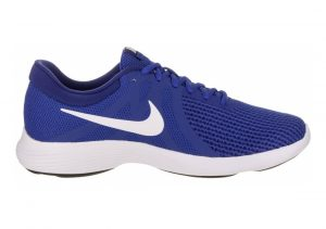 Nike Revolution 4 Game Royal/White