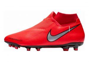 Nike Phantom Vision Academy Dynamic Fit MG Rot