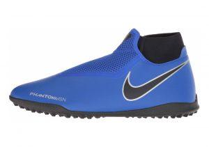 Nike Phantom Vision Academy Dynamic Fit Turf blau