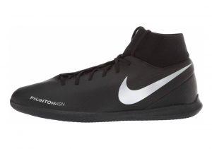 Nike Phantom Vision Club Dynamic Fit Indoor Black/Silver