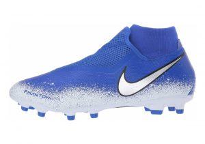 Nike Phantom Vision Academy Dynamic Fit MG Blue