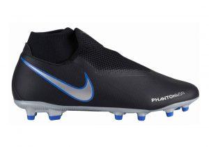 Nike Phantom Vision Academy Dynamic Fit MG black - blue - silver