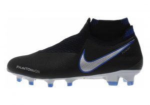 Nike Phantom Vision Elite DF Firm Ground Black