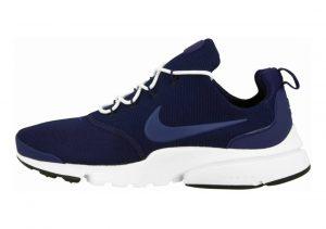 Nike Presto Fly Blue Void Game Royal Black