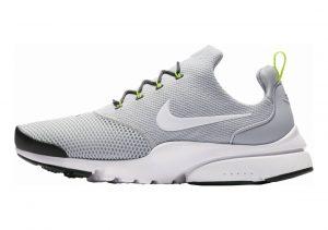 Nike Presto Fly Wolf Grey White