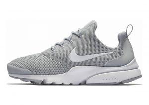Nike Presto Fly Multicolore (Wolf Grey/White/Wolf Grey 003)