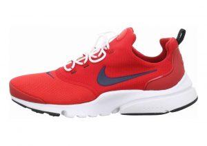 Nike Presto Fly Multicolore (University Red/Blackened Blue/Black 605)