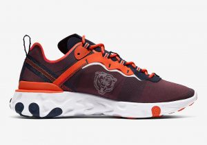 Nike React Element 55 Bears
