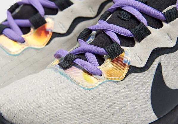 Nike React Element 55 Off Noir Blue Hero Amethyst Tint