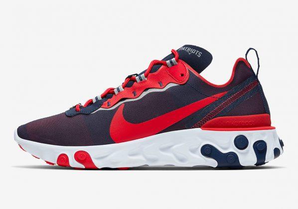 Nike React Element 55 Pats