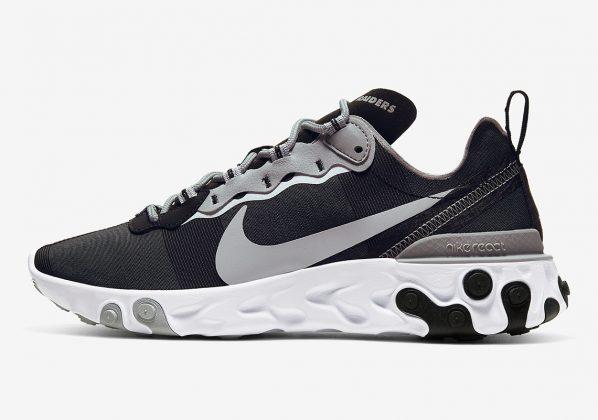 Nike React Element 55 Raiders