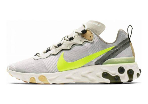 Nike React Element 55 Grey