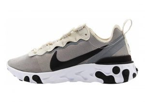 Nike React Element 55 Lt Orewood Brn/Black-white-cool Grey